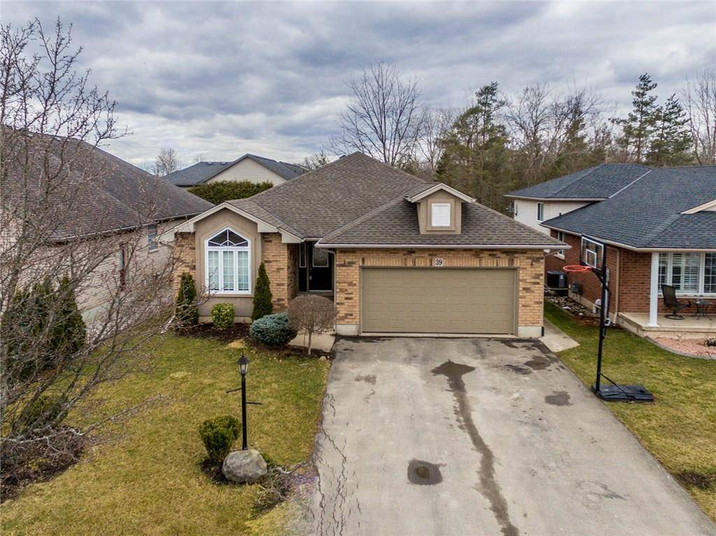 House for sale at 39 North Valley Dr Welland Ontario - MLS: 30797859