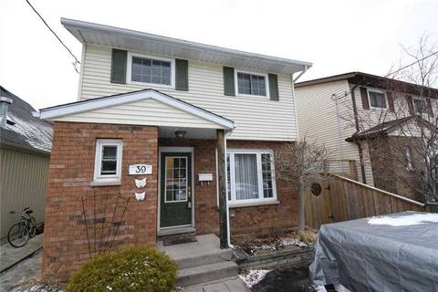 House for sale at 39 Northglen Ave St. Catharines Ontario - MLS: X4669600