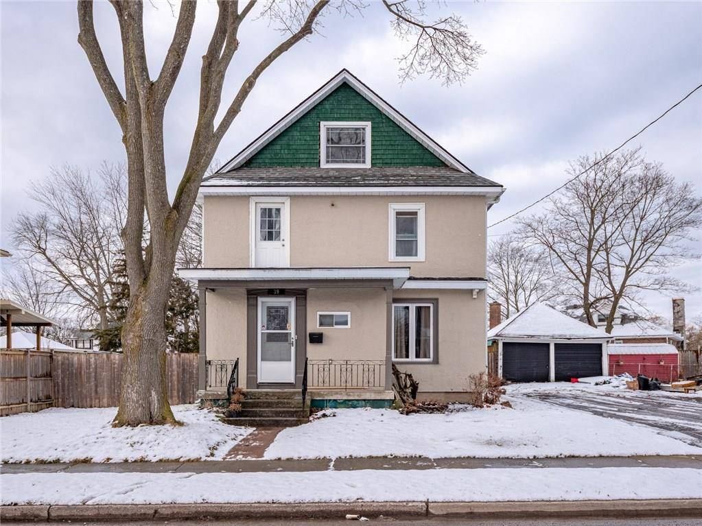 House for sale at 39 Oakland Ave Welland Ontario - MLS: 30787880