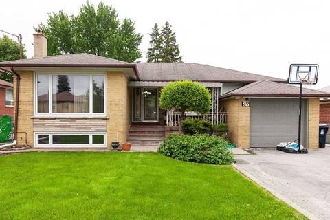 House for sale at 39 Peacham Cres Toronto Ontario - MLS: W4474052