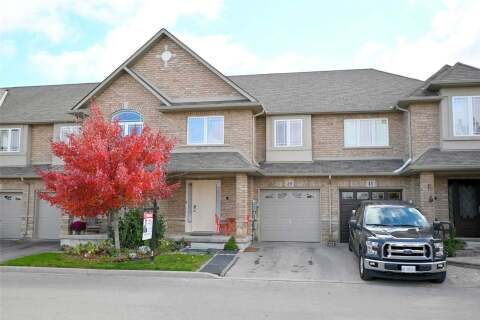 Townhouse for sale at 39 Periwinkle Dr Hamilton Ontario - MLS: X4927210