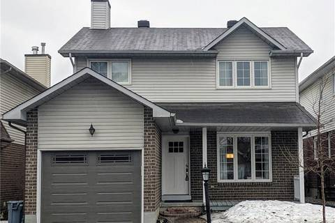 House for sale at 39 Pickwick Dr Nepean Ontario - MLS: 1147350