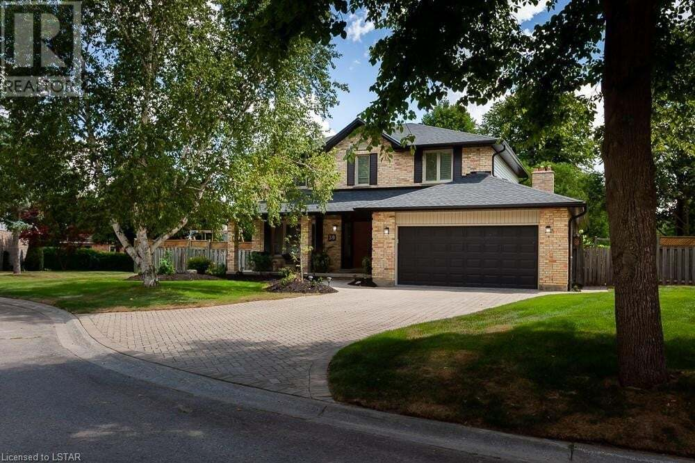 House for sale at 39 Raebrook Pl London Ontario - MLS: 278344