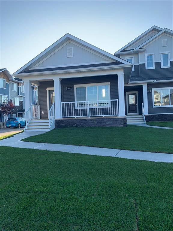 Townhouse for sale at 39 Ravenstern Pt Ravenswood, Airdrie Alberta - MLS: C4218640