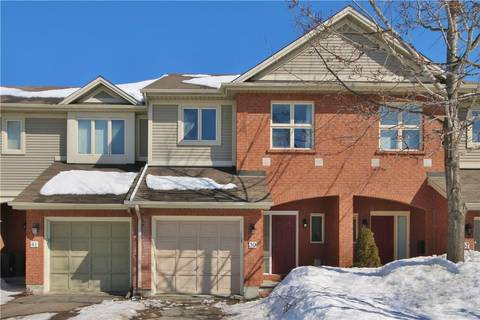 Townhouse for sale at 39 Rhapsody Ln Ottawa Ontario - MLS: 1141089