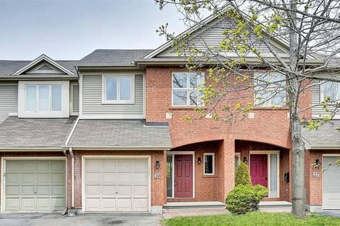 Townhouse for sale at 39 Rhapsody Ln Ottawa Ontario - MLS: 1150777