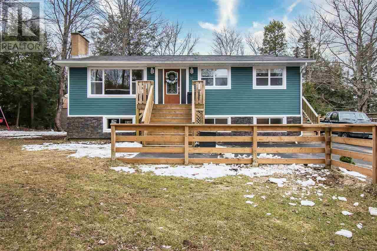 House for sale at 39 Richardson Dr Fall River Nova Scotia - MLS: 202005698