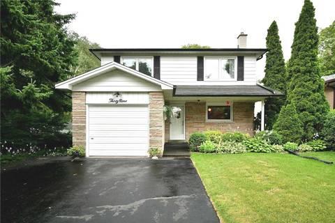 House for sale at 39 Satok Terr Toronto Ontario - MLS: E4541620