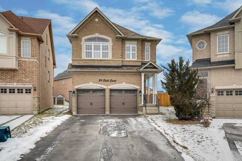 House for sale at 39 Shell Ct Richmond Hill Ontario - MLS: N4427550