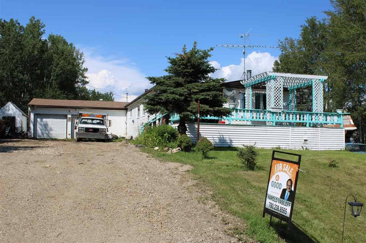 House for sale at 39 Site  Rural Lac Ste. Anne County Alberta - MLS: E4165829