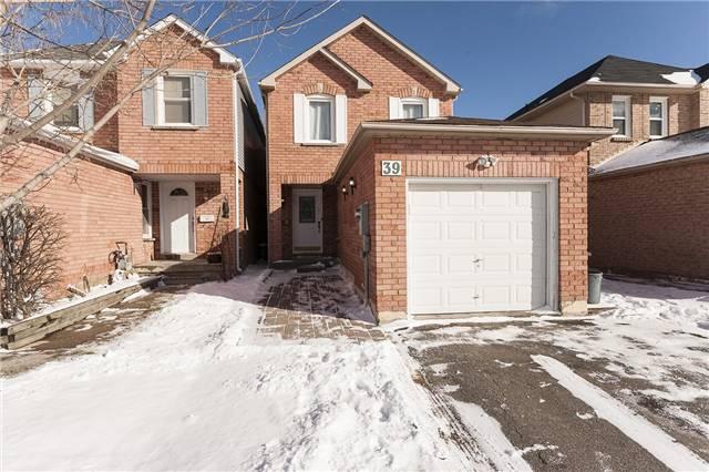 Sold: 39 Solway Avenue, Brampton, ON
