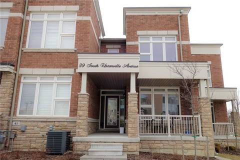 Townhouse for sale at 39 South Unionville Ave Markham Ontario - MLS: N4721837