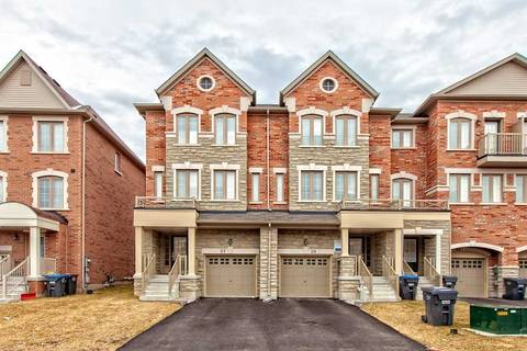 Townhouse for sale at 39 Sprucewood Rd Brampton Ontario - MLS: W4421941