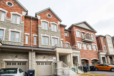Townhouse for sale at 39 Sprucewood Rd Brampton Ontario - MLS: W4722970