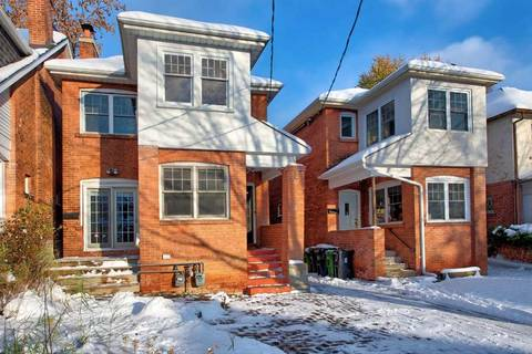 House for rent at 39 Standish Ave Toronto Ontario - MLS: C4661087