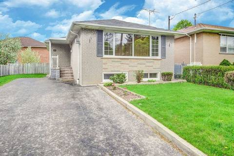 House for sale at 39 Stanwell Dr Toronto Ontario - MLS: E4458438