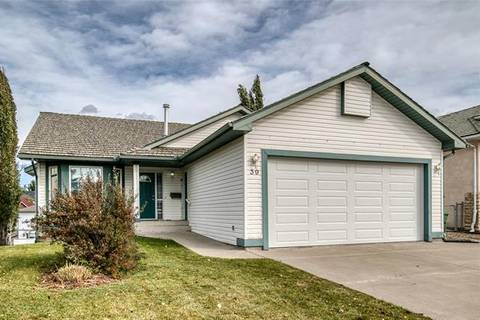 House for sale at 39 Strathmore Lakes Wy Strathmore Alberta - MLS: C4281423