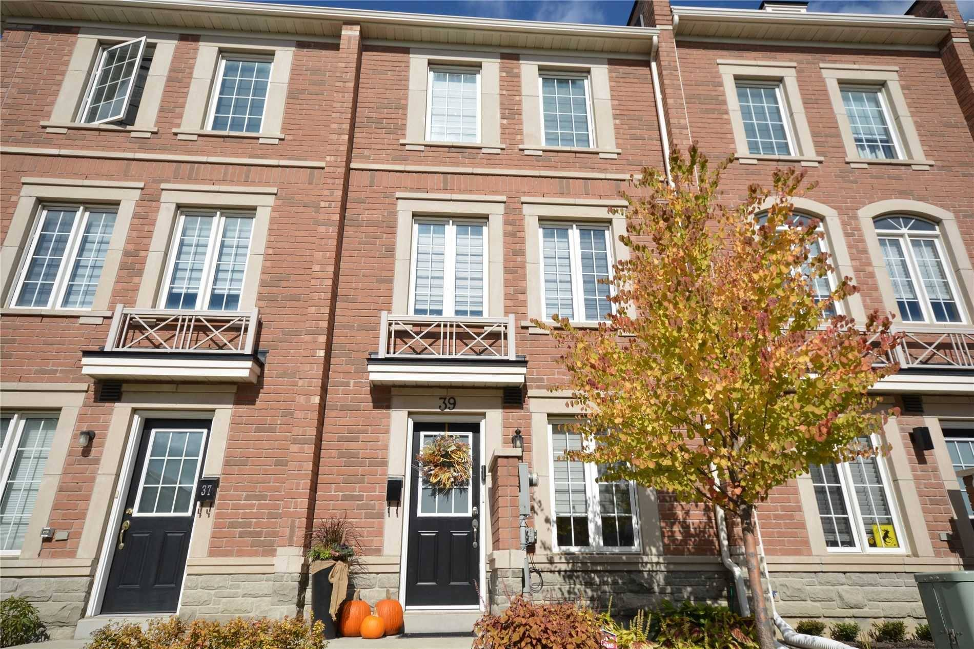Townhouse for sale at 39 Ted Wray Circ Toronto Ontario - MLS: W4613468