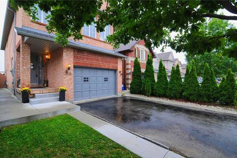 House for sale at 39 Trailridge Dr Brampton Ontario - MLS: W4577970