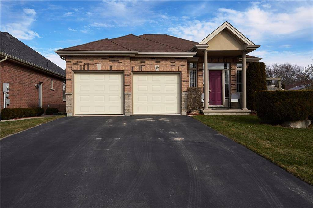 House for sale at 39 Willson Crossing Ct Fonthill Ontario - MLS: 30799798