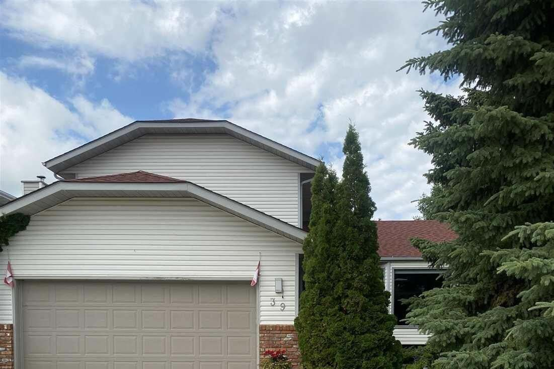 House for sale at 39 Woodside Cr Spruce Grove Alberta - MLS: E4208503