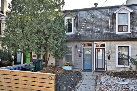 Townhouse for sale at 39 Wright Ave Toronto Ontario - MLS: W5000411