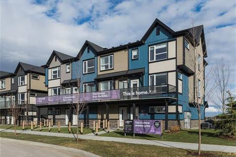 Townhouse for sale at 390 210 Ave Southwest Calgary Alberta - MLS: C4279395