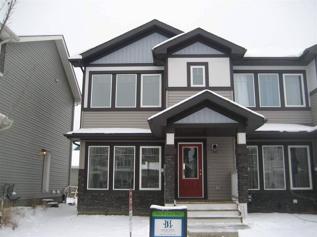 House for sale at 390 Allard Blvd Sw Edmonton Alberta - MLS: E4177851