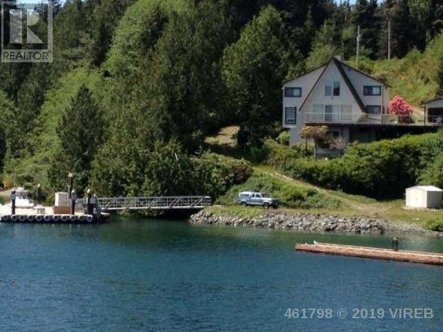House for sale at 390 Bamfield Inlet Bamfield British Columbia - MLS: 461798