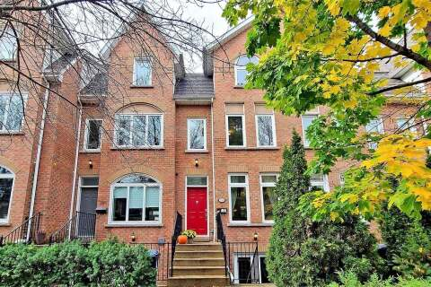 Townhouse for sale at 390 Clinton St Toronto Ontario - MLS: C4963128
