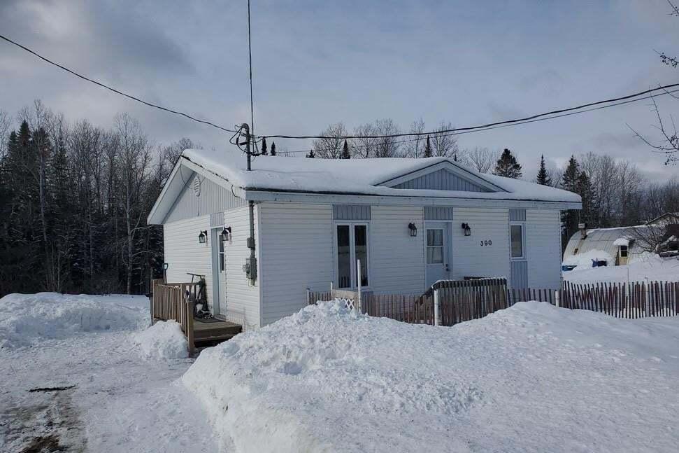 House for sale at 390 De La Grande-riviere Rd Saint Leonard New Brunswick - MLS: NB040448