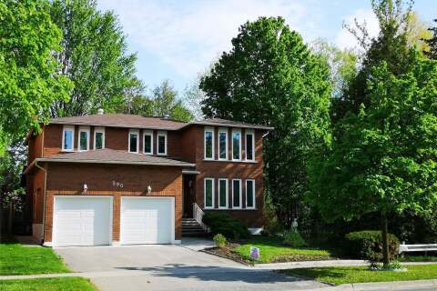 House for sale at 390 Raymerville Dr Markham Ontario - MLS: N4778894