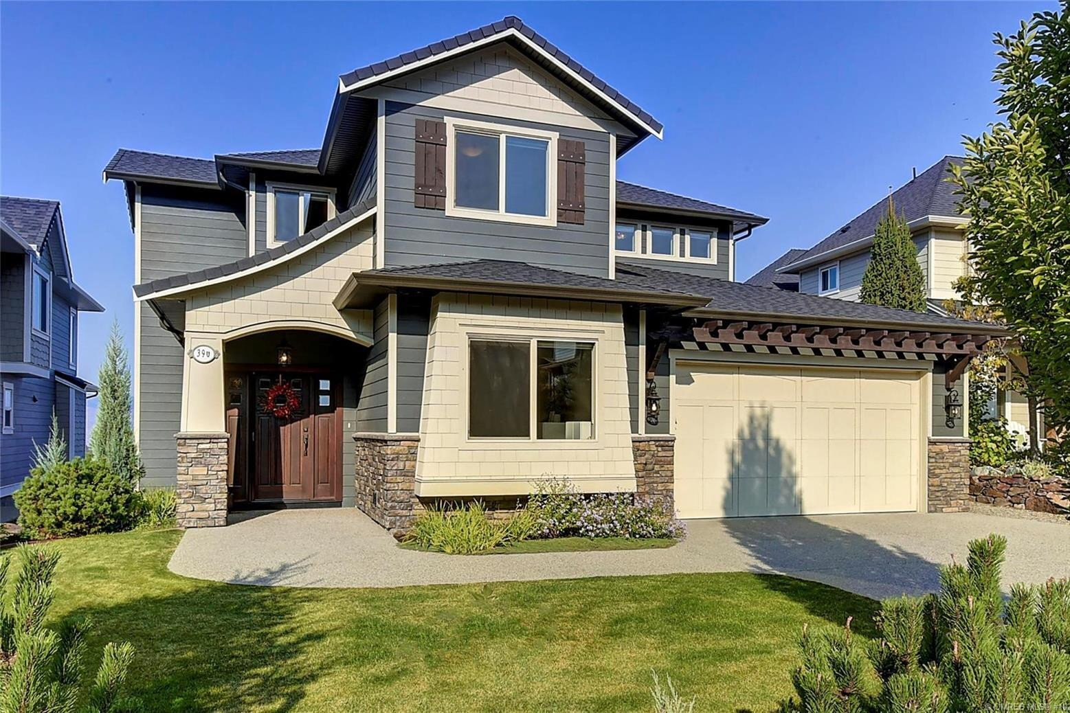 House for sale at 390 Rindle Ct Kelowna British Columbia - MLS: 10217762