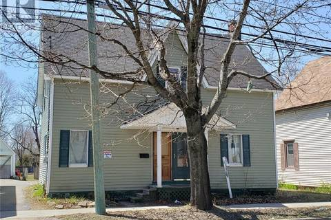 Townhouse for sale at 390 Union St Fredericton New Brunswick - MLS: NB021234