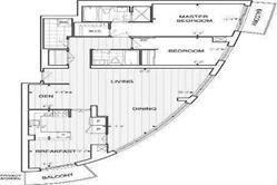 Apartment for rent at 125 Village Green Sq Unit 3903 Toronto Ontario - MLS: E4969010