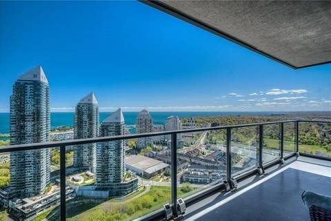 Apartment for rent at 36 Park Lawn Rd Unit 3903 Toronto Ontario - MLS: W4646368
