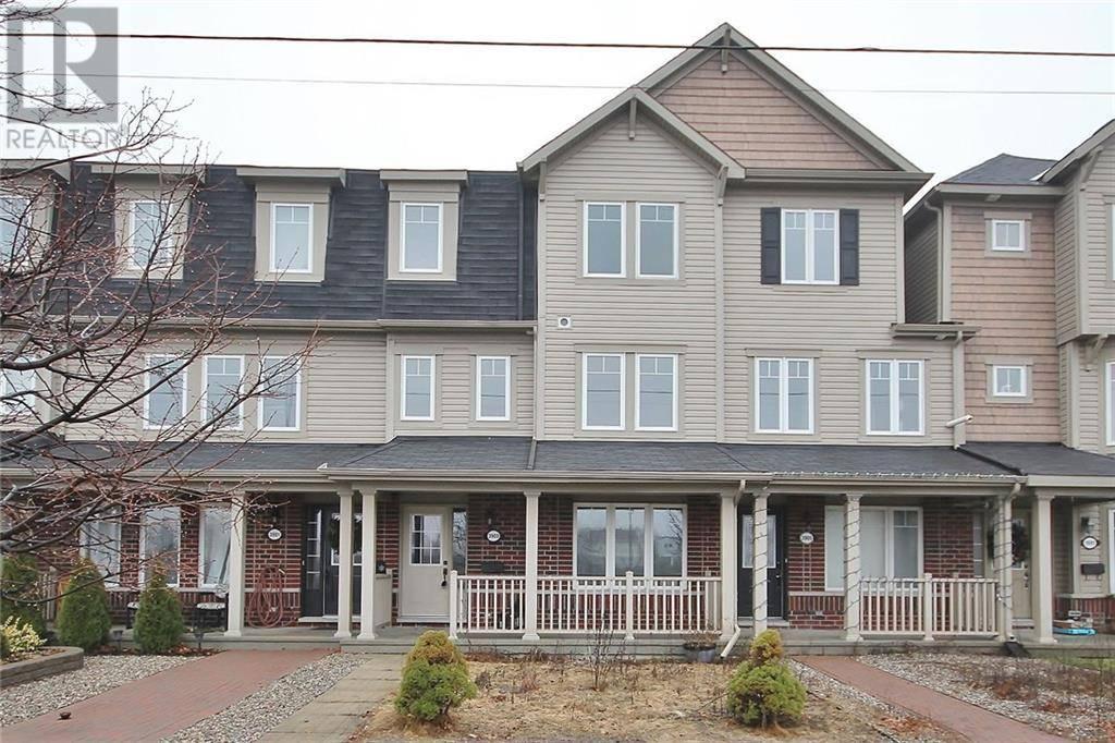 Townhouse for rent at 3903 Strandherd Dr Ottawa Ontario - MLS: 1176939