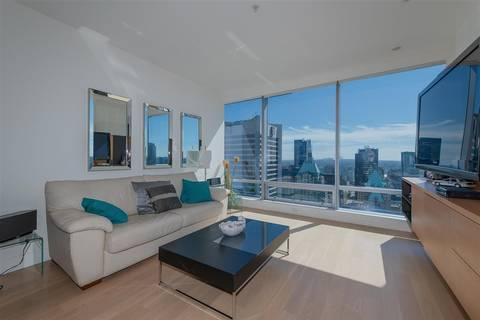 Condo for sale at 1111 Alberni St Unit 3905 Vancouver British Columbia - MLS: R2402848
