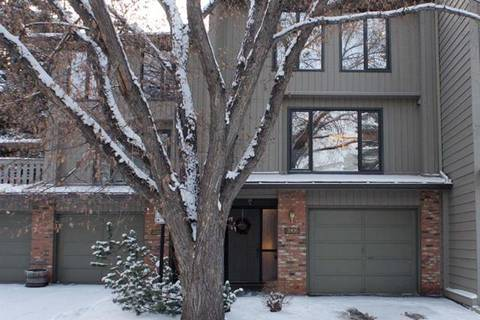 Townhouse for sale at 3905 Point Mckay Rd Northwest Calgary Alberta - MLS: C4279923