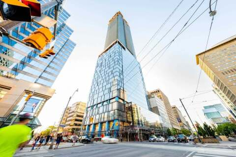 Home for sale at 488 University Ave Unit 3906 Toronto Ontario - MLS: C4954002