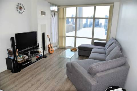 Apartment for rent at 10 Navy Wharf Ct Unit 3907 Toronto Ontario - MLS: C4739525