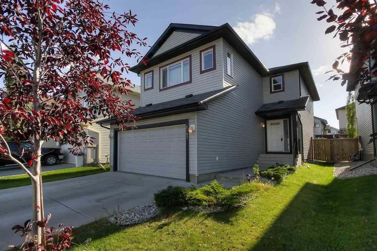 House for sale at 3907 166 Av NW Edmonton Alberta - MLS: E4215517