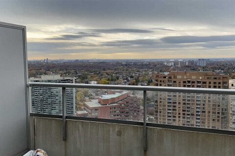 Apartment for rent at 18 Spring Garden Blvd Unit 3908 Toronto Ontario - MLS: C4967251