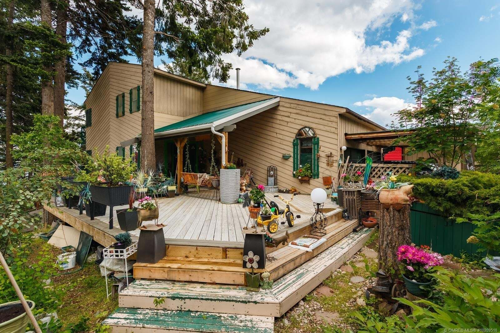 House for sale at 3909 Trepanier Heights Ave Peachland British Columbia - MLS: 10209518