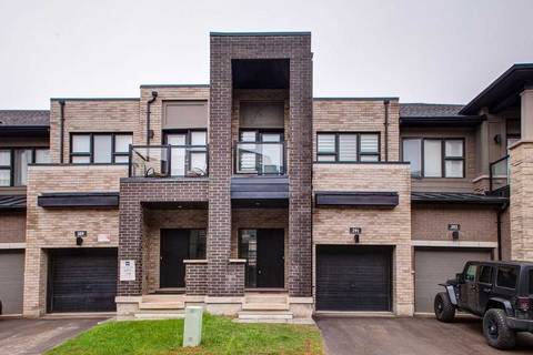 Townhouse for sale at 391 Athabasca Common  Oakville Ontario - MLS: W4452118