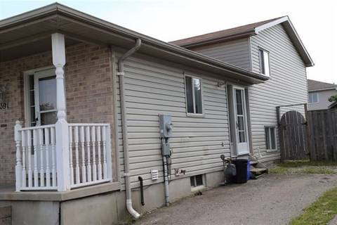 Townhouse for sale at 391 Fleming Dr London Ontario - MLS: X4513117