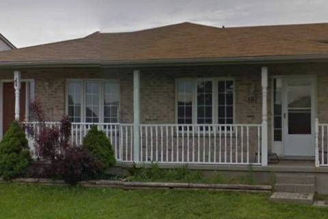 Townhouse for sale at 391 Fleming Dr London Ontario - MLS: X4526488