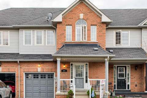 Townhouse for sale at 391 Hobbs Cres Milton Ontario - MLS: W4900856