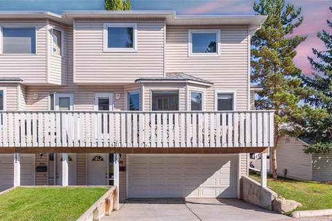 Townhouse for sale at 391 Killarney Glen Ct Southwest Calgary Alberta - MLS: C4283074