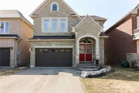 House for sale at 391 Kwapis Blvd Newmarket Ontario - MLS: N4736846